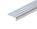 アルミ タイヤレスノンスリップ 幅38mm×2m シルバー D251−2