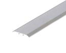 アルミ ハの字じゅうたん押え 幅35mm×1m シルバー D352−1