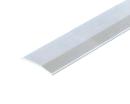 アルミ への字 じゅうたん押え 幅35mm×1m シルバー D303−1