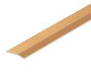 アルミ への字 じゅうたん押え 幅35mm×1m 木目 D344−1