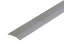 塩ビ への字 じゅうたん押え 幅35mm×1m ライトグレー D340−1