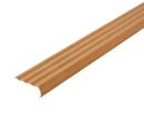 アルミ タイヤレスノンスリップ 幅38mm×2m 木目 D258−2
