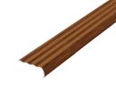 アルミ タイヤレスノンスリップ 幅38mm×2m 木目 D259−2