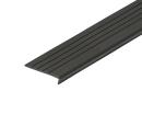 塩ビ タイヤレスノンスリップ 幅38mm×1m グレー D292−1