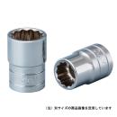 KTC ソケット (12.7) 15mm
