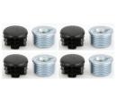 ルミナス レギュラーシリーズ ジョイント 25mm用 4個セット