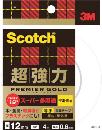 3Mスコッチ 超強力両面テーププレミアゴールド 幅12mm 薄手 SPU12