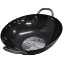 プロスタッフ 共柄純鉄中華鍋 30cm ND2030