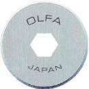 OLFA 円形刃18ミリ替刃 2枚入ブリスター RB182