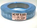 VCTF0.5Sq×2 束物電線 100m