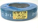 VCTF1.25Sq×2 束物電線 100m
