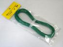 単心ビニルコード 1.25sq 緑 3m
