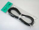 単心ビニルコード 0.3sq 黒 10m