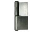 ハイロジック 鉄旗蝶番 125mm(右) 17463