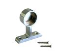 ハイロジック 横受 片 25mm (2個入) ステンレスパイプ25mm用 37064