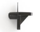 ハイロジック ダボ棚受 6.4mm(L型) Z-167