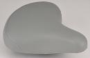 キャプテンスタッグ(CAPTAIN STAG) オッフル サドル軽快車用 グレー Y-2142
