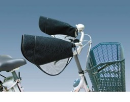 マルト(MARUTO) サマーハンドルカバー 超UVカットプラス SHT1700 ブラック