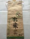 窓付印刷米袋 紐付き 5kg