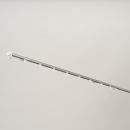 ステンレス製 カーテンレール  シングル  1.82m