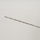 ステンレス製 伸縮カーテンレール  シングル  1.1〜2.0m