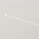 テンションポール ホワイト 0.7〜1.2m用