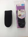 is-fit スタイルアップインソール 4cm 女性用 フリーサイズ ブラック