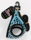 BCパンサー 猫用胴輪セット 3S ブルー