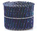 ワイヤ連結釘 2X4専用連結釘  青 長さ:76.2 太さ:3.76 150本×10巻 MNF(V)38-75