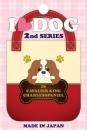 I LOVE DOG 2 デコシール (17)キャバリアキングチャールズ