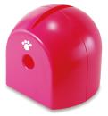 ペットロールペーパーホルダー ピンク