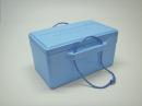 発泡クールボックス ブルー 18.7L