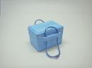 発泡クールボックス 5.6L ブルー