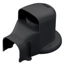 因幡電工 ウォールコーナー エアコンキャップ/換気エアコン用 SWX−77L−G