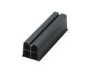因幡電工 プラロック エアコン据付台 PR−350N ブラック