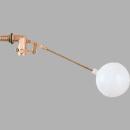 SANEI 【ハイタンク・ソーラー備蓄槽用ボールタップ】 横形ボールタップ PV44J-13