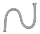 【ロイサポート用・作業費別・処分費別】SANEI 【ネジ式接続タイプの流し排水栓ホース】 ネジ付 1m PH62-860-1
