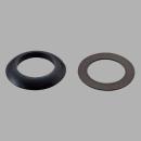 SANEI 【洗面器用排水栓取付用】排水栓取付パッキン 排水管径25mm用 PP42-14S-25
