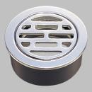 三栄水栓 兼用目皿 VP・VUパイプ兼用 ステンレス製