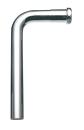 SANEI 【トイレ用 ロータンク洗浄管下部】 パイプ径32mm・全長390mm H80-1-A