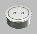 SANEI 悪臭を防ぐ防臭パッキン付の掃除口 兼用掃除口 VP・VUパイプ兼用 JH52B-40