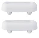 SANEI 暖房便座(PW9051・PW9091ともに廃番品)用 便座クッションゴム PW90-42S