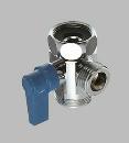 三栄水栓 【自在水栓用切替コック】本体とパイプ間に取り付けるタイプ PU6-63F-13