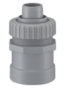 SANEI 【流し排水栓部材】 防臭アダプター H62-85