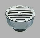 三栄水栓 排水口の悪臭を防ぐ ワントラップ SU・VUパイプ兼用