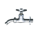SANEI 【洗濯機用水栓】 ホーム水栓 POS付 JY123-13
