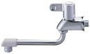 SANEI 【セラミック水栓】 自在水栓 パイプの長さ170mm JA102DC-13
