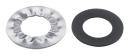 SANEI 【立水栓を洗面器に取り付ける際に使用】 立水栓取付パッキン PP40-8S