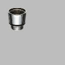 SANEI 【SANEI社用シャワーホース接続変換アダプター】 シャワーヘッドアダプター PT250-81