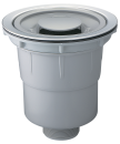 SANEI 【キッチン用流し排水栓】 立引きタイプ H6550